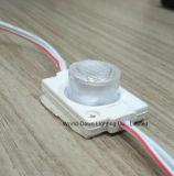 2年の保証SMD3030 1LEDs IP65 LEDのモジュール(セリウム及びRoHSの証明書)