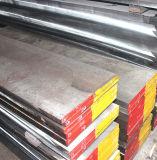 Aço frio D2/Cr12Mo1V1/1.2379/SKD11 do molde do trabalho