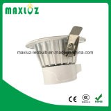 Dimmable DEL vers le bas 4.5inch léger Downlight 12W