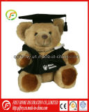 Lembrança quente do urso macio da peluche para a graduação