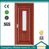 Porte en bois de garantie ignifuge (WDH13)