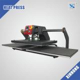 Machine automatique pneumatique de presse de la chaleur de grand format