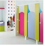 Безопасная и милая водоустойчивая кабина туалета для детсада