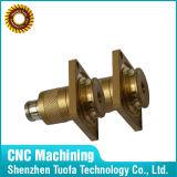 Часть сварочного аппарата CNC точности OEM подвергая механической обработке поворачивая филируя портативная алюминиевая