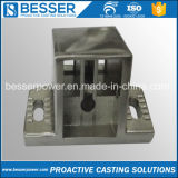 Ts16949 délivre un certificat la fonderie de moulage de précision de l'acier inoxydable 304/316/316ti