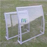 Feuille de toiture de polycarbonate d'écran protecteur de pluie