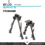 Tacband Bpcシリーズ多目的なハンチング射撃Bipod 6~8インチ