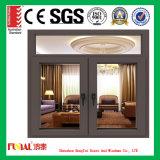 Двери и Windows Casement профессиональных изготовлений алюминиевые
