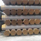Q345 ASTM A500 Gr. Cオイルの鋼鉄黒い管無し