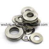 DIN2093 Wasmachine van de Lente van de Schijf van het roestvrij staal de Kegel