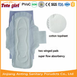 Serviette hygiénique de taille 280 mm de longueur, serviettes Lady Lady, housses pour dames