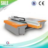 com a máquina de impressão solvente de Eco Digital da definição super da cabeça de impressão de Dx7 Epson