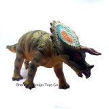 Kundenspezifische heißer Verkaufs-preiswerter Plastiksimulations-Dinosaurier-Tierabbildung Spielzeug