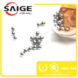Материальные шарики G100 нержавеющей стали качества AISI 304