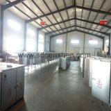 Gabinete de distribuição elétrica integrada de aço inoxidável