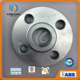 Geschmiedeter Kohlenstoffstahl-Flansch galvanisierter so Flansch zu ASME B16.5 (KT0589)