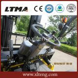 Prix diesel merveilleux de chariot gerbeur de 5 tonnes de Ltam à vendre