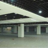 インテリア・デザインのアルミ合金材料が付いている中断された開いたグリルのセル天井