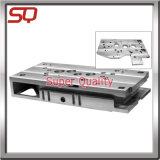 Kundenspezifischer Aluminium CNC bearbeitete Teil mit Soem kundenspezifischem Service maschinell