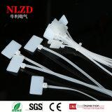 Étiquette des serres-câble