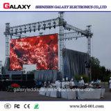 P2.976/P3.91/P4.81 video schermo pieno locativo esterno dell'interno della parete di colore LED per l'esposizione di eventi che fa pubblicità alla fase