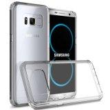 Il coperchio posteriore libero duro con i respingenti flessibili di TPU dimagrisce il caso adatto del coperchio del telefono per la galassia S8 di Samsung