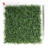 Стена зеленого цвета рамки домашнего декора конструктора крытая с лиством