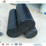 Tapón de goma inflable y neumático del tubo en tubería de FRP