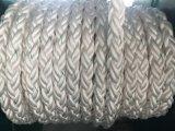 веревочка нейлона веревочки PE веревочки PP веревочки зачаливания 8-Strand
