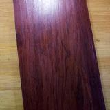 Suelo de bambú tejido hilo impreso
