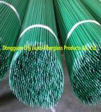 Palo UV della vetroresina di protezione, palo della fibra di vetro per la vite