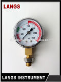 Низкоуглеродистый манометр перепада давления двуокиси 031