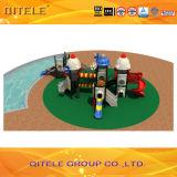Kind-Schloss-Serien-Kind-Spielplatz