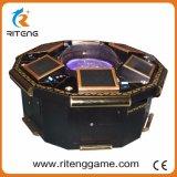 Het Muntstuk van de Spelers van 6/8/12 stelde de Elektronische Machine van de Software van het Spel van de Roulette van het Casino in werking