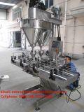 Máquina de rellenar dual automática de leche en polvo con poca grasa de los carriles 10-2000g