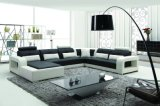 Venda superior no jogo de couro do sofá de Austrália com projeto de Italy