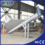 Машина сепаратора транспортера шуги для обработки сточных вод