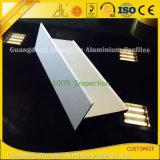 6061/6063 a expulsé l'alliage d'aluminium formé par T pour la construction industrielle