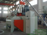 Grupo caliente y fresco de alta velocidad de la mezcladora del mezclador del polvo de la unidad/PVC del mezclador