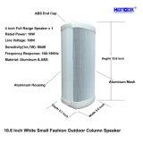 10.6 Zoll-weiße kleine Form-im Freienspalte-Lautsprecher