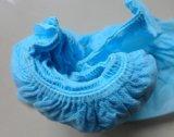 Disaposable Non сплетенное PP/PE/PU/CPE делает крышку водостотьким ботинка