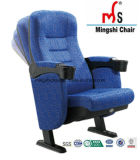 Bequemes Theater Chair mit Shaped Back Cushion