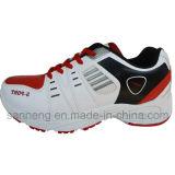 De Schoenen van sporten met de Schoenen van de Injectie van pvc (s-0166)