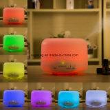 Nuevos de la llegada 7 colores de luz LED Cambio del difusor del aroma