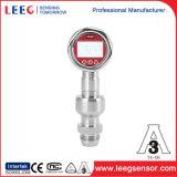 Transmisor de presión de indicación sanitario con el sello higiénico