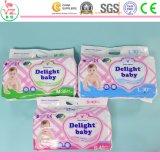 アフリカのPEテープ赤ん坊のおむつの熱い販売