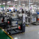 Máquina que prensa que elimina del corte del alambre