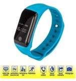 X7 Bluetooth 4.0 Sport-intelligentes Uhr-Puls-Verfolger-Schlaf-Monitor-Armband