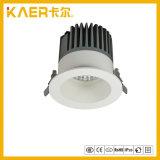 colada ahuecada LED de la iluminación 24W la lámpara de pared