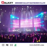 Visualización video de P3.91/P7.81/P10.41transparent LED/pantalla/pared superventas para el alquiler, alquiler, acontecimiento, demostración